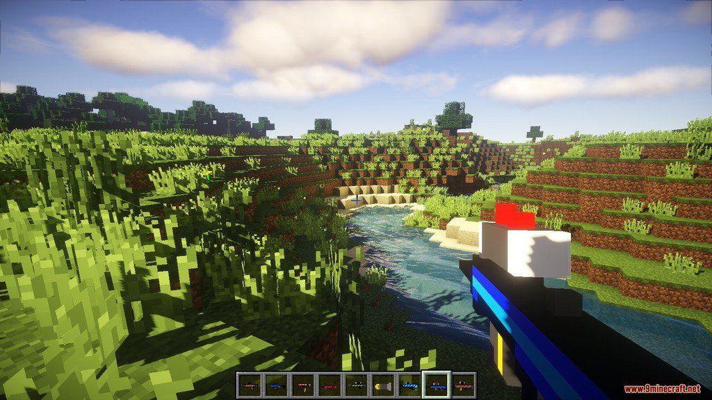 3D Gun Resource Pack Screenshots 9