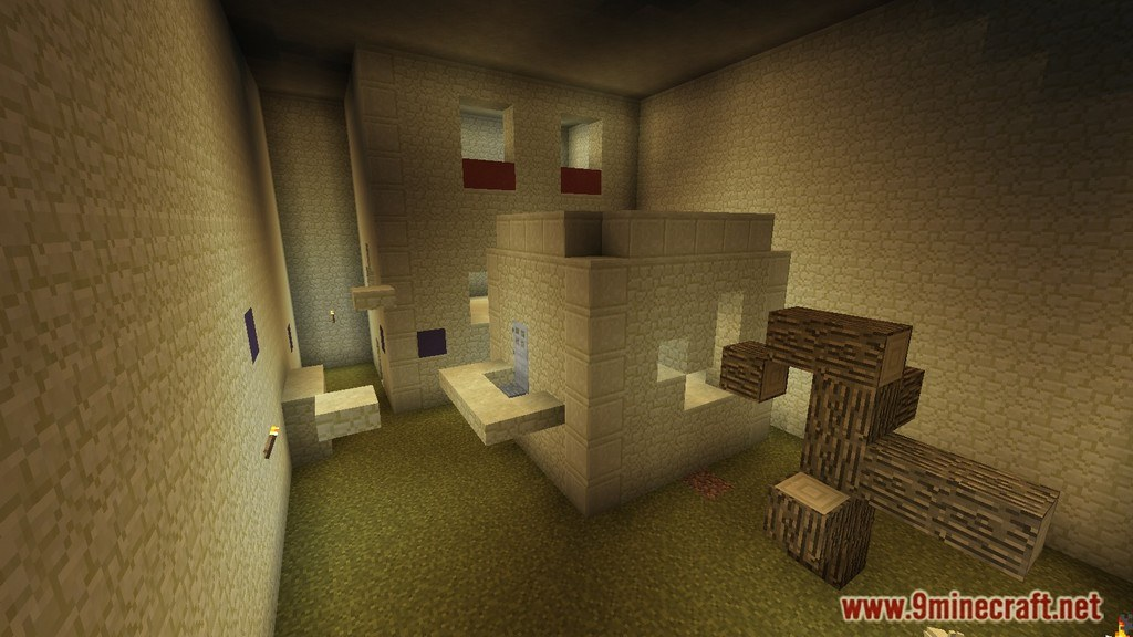 Advanced Parkour Map Screenshots 4