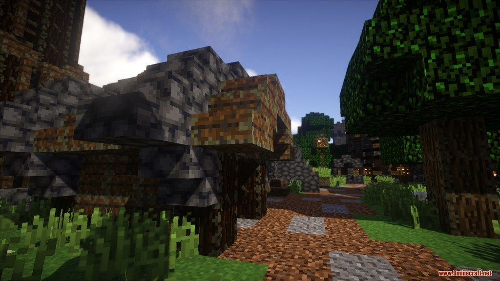 Cold Waste Resource Pack Screenshots 12