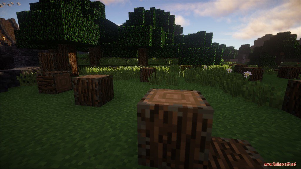 Cold Waste Resource Pack Screenshots 14