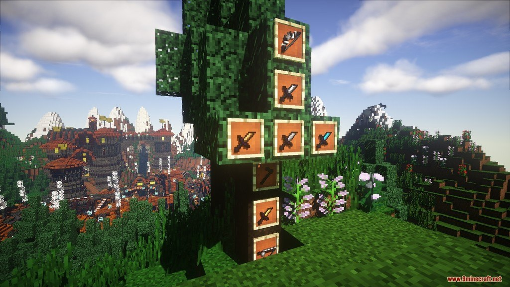 DarkPvP Resource Pack Screenshots 8