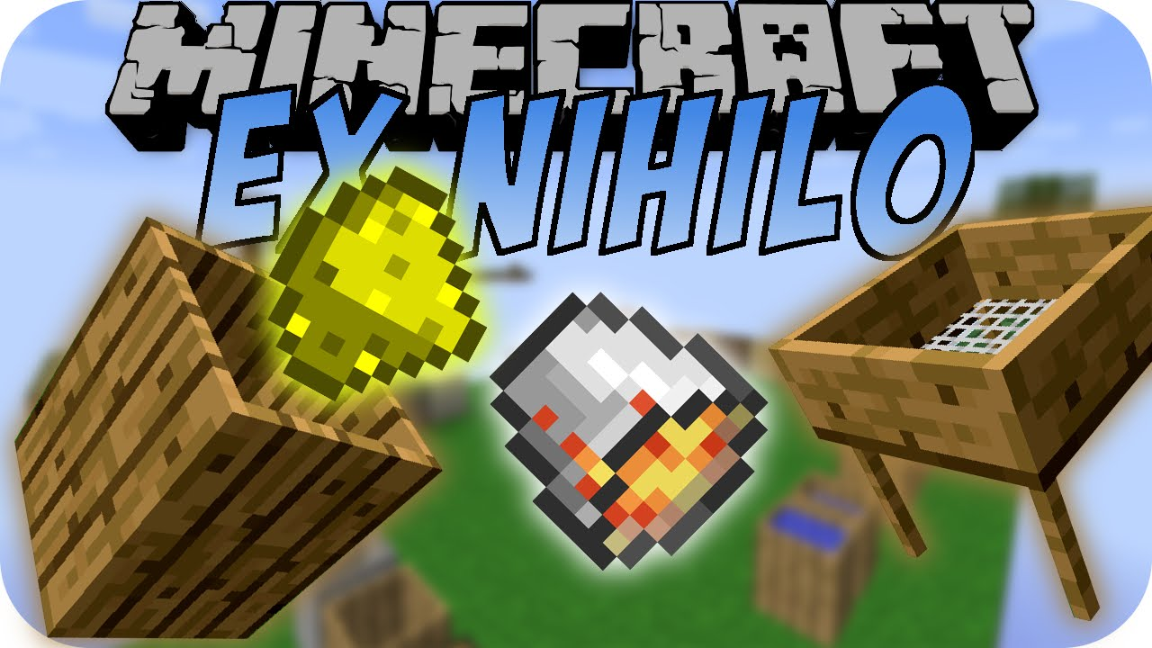 Ex Nihilo Creatio Mod 1.12.2/1.12