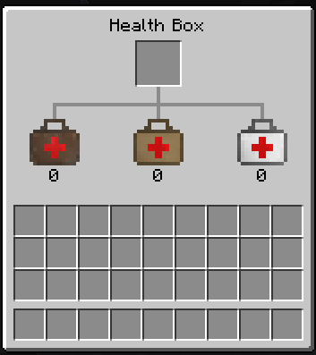 Health and Hunger Tweaks Mod Crafting Recipes 3