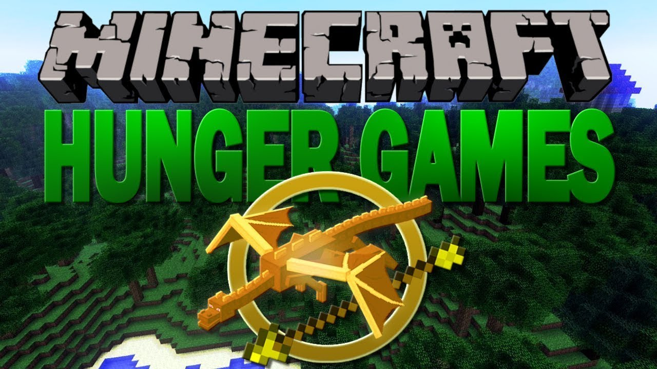 Hunger Games Map For Minecraft MinecraftNet - Minecraft spiele original