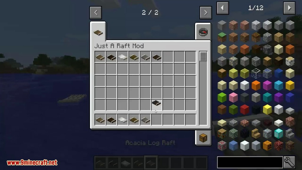 Just A Raft Mod Screenshots 5