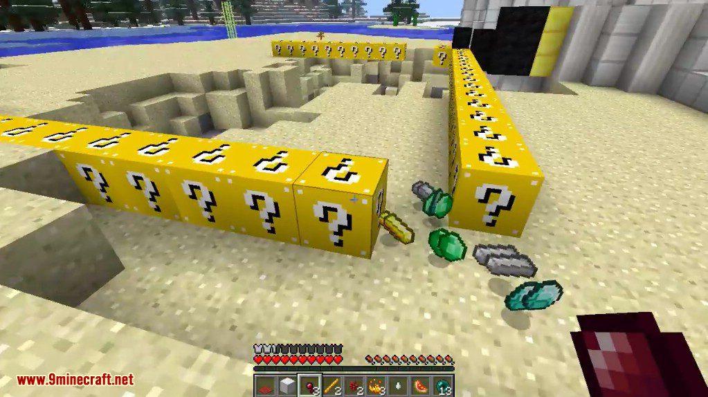 Lucky Block Mod Screenshots 11