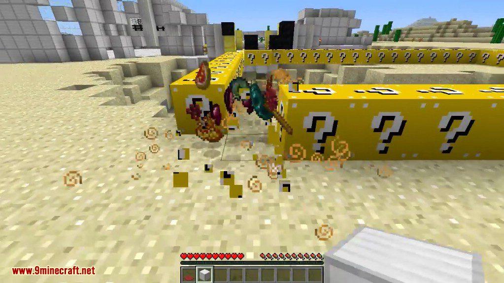 Lucky Block Mod Screenshots 8