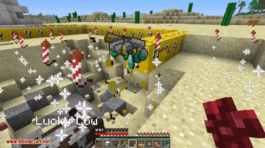 Lucky Block Mod Screenshots 9