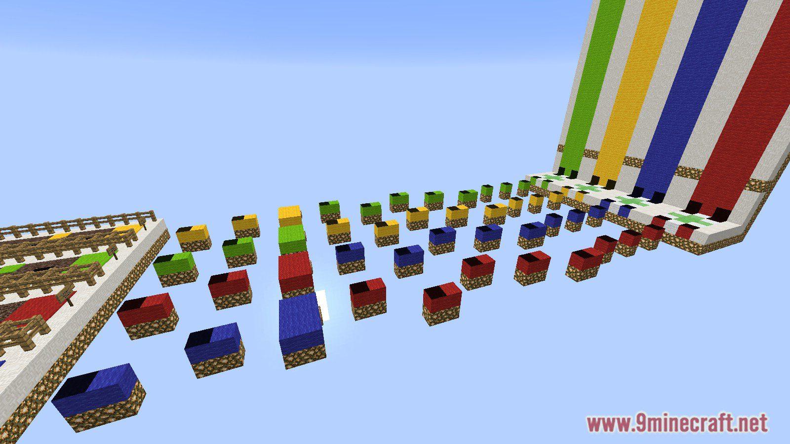 Lucky Block Race Map 1 12 2 1 12 For Minecraft 9minecraft Net