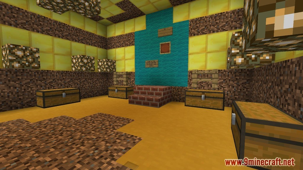 Luigi's Mansion Adventure Map Screenshots 11