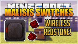 MalisisSwitches Mod