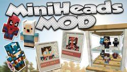 MiniHeads Mod Logo