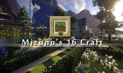 Mizuno's 16 Craft Resource Pack 00