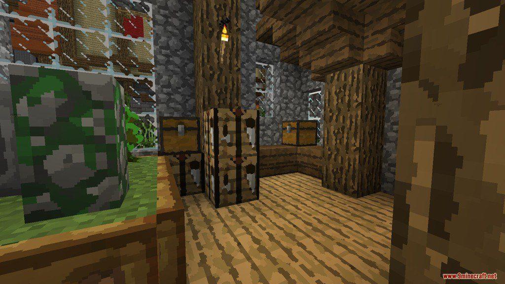 Oiled Resource Pack Screenshots 9