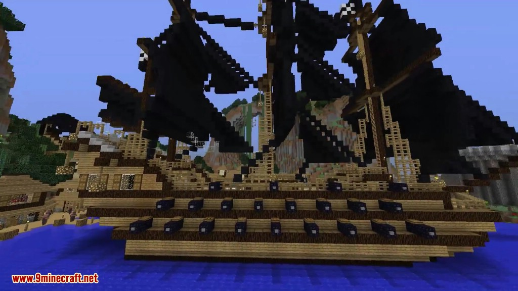 Pirate Cannon Command Block Screenshots 6