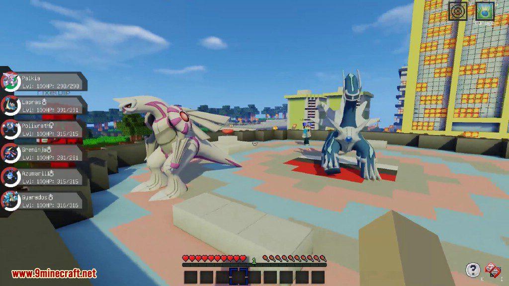 Pixelmon Reborn Mod Screenshots 5