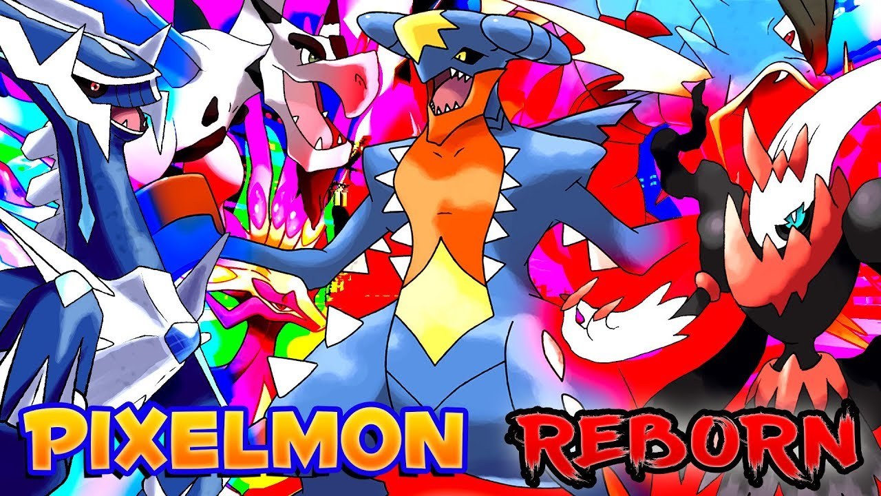 Pixelmon Reborn Mod