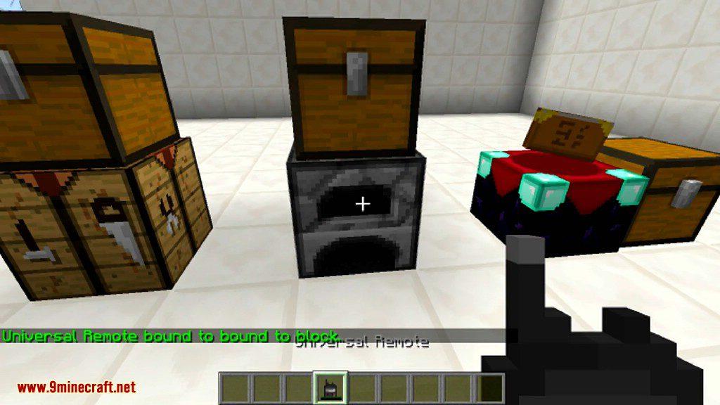 Universal Remote Mod Screenshots 2