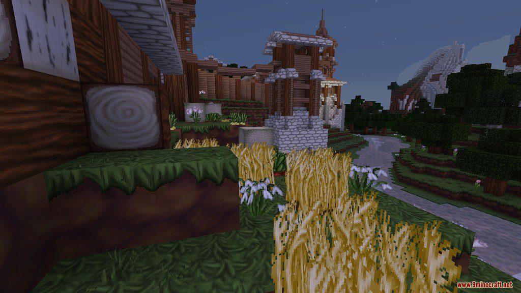 Wolfhound Heavenly Resource Pack Screenshots 2