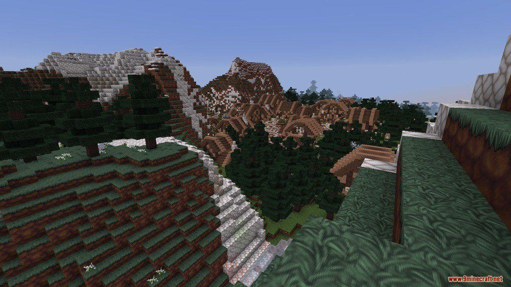 Wolfhound Heavenly Resource Pack Screenshots 3