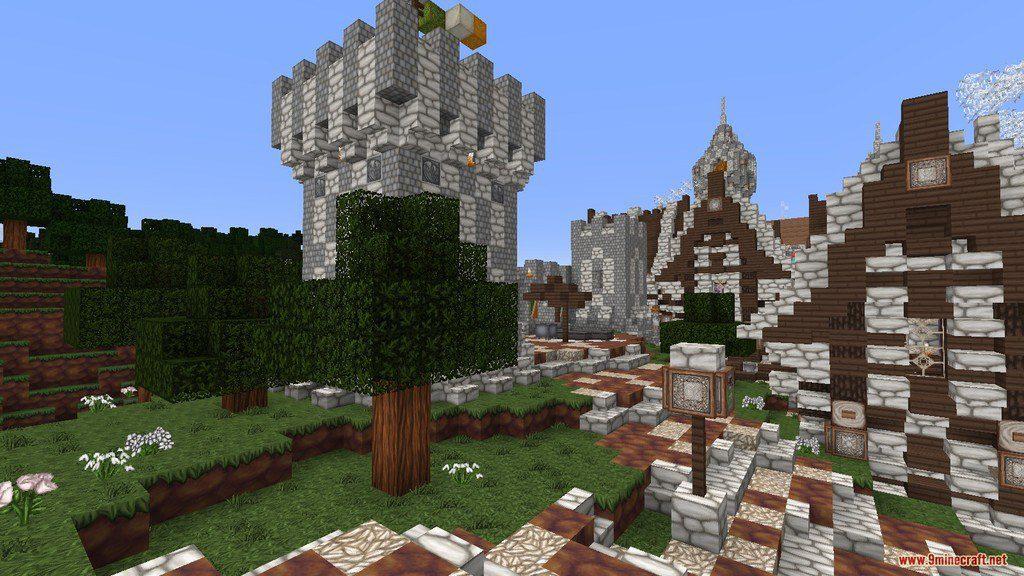 Wolfhound Heavenly Resource Pack Screenshots 6
