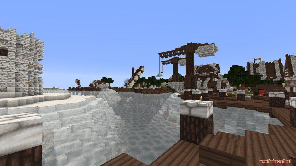 Wolfhound Heavenly Resource Pack Screenshots 8