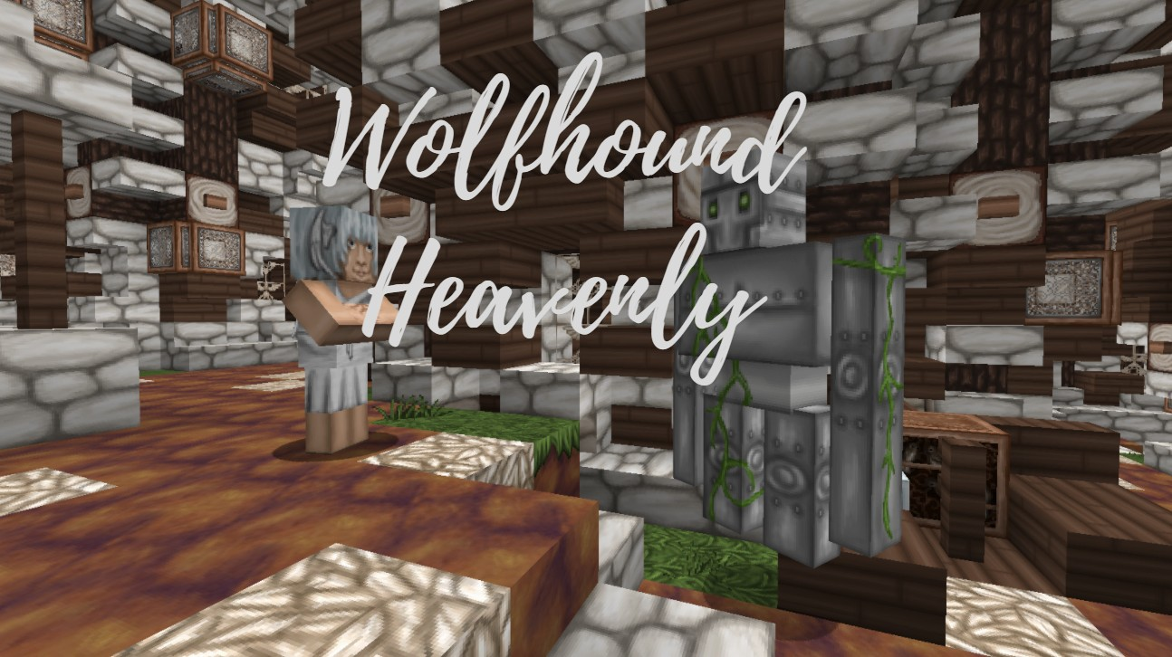 Wolfhound Heavenly Resource Pack
