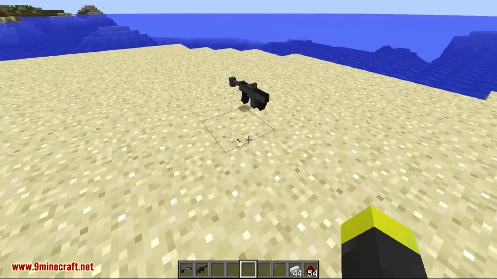 Working Guns Command Block Screenshots 8