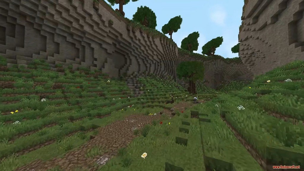 Beyond the Lands Resource Pack Screenshots 6