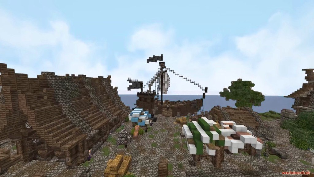 Beyond the Lands Resource Pack Screenshots 8