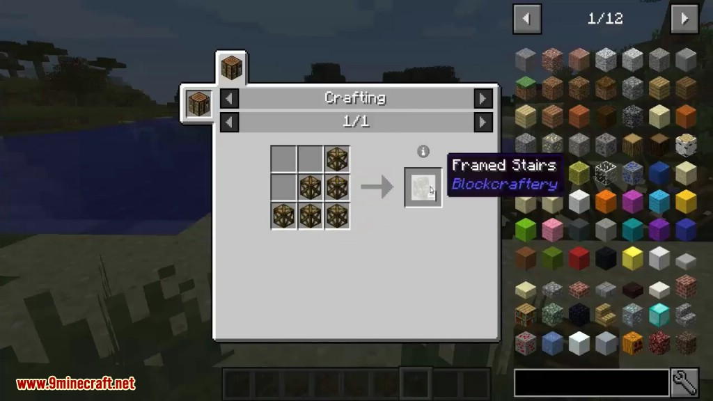Blockcraftery Mod Crafting Recipes 2