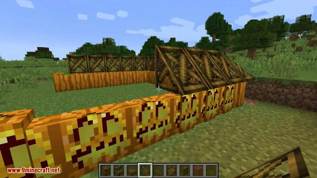 Blockcraftery Mod 1 12 2 (Framed Blocks) - 9Minecraft Net