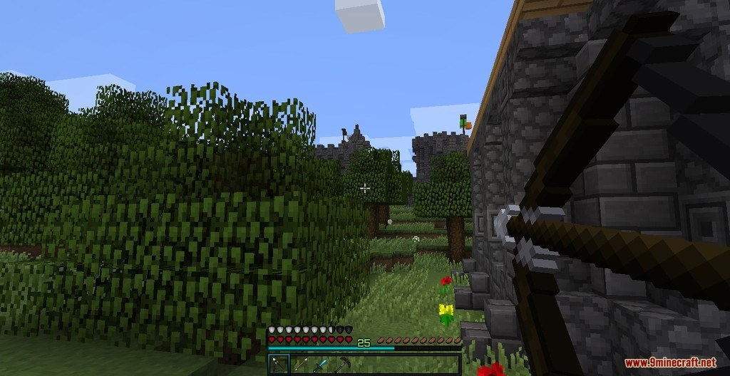 Cyanite PvP Resource Pack Screenshots 5