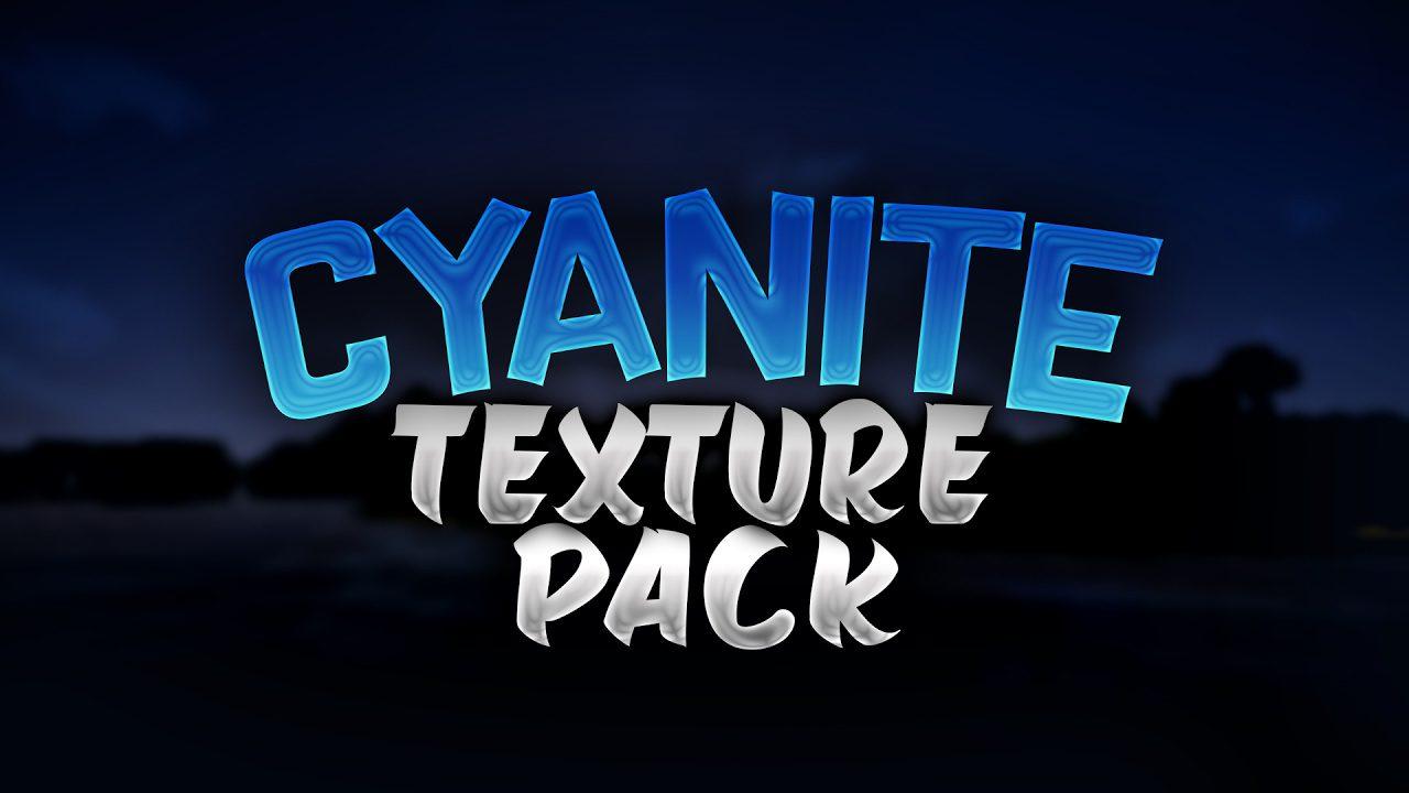 Cyanite PvP Resource Pack