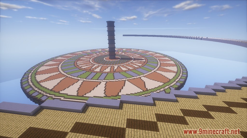 Dragon ball super tournament of power map 1122112 for minecraft dragon ball super tournament of power map screenshots 1 gumiabroncs Images