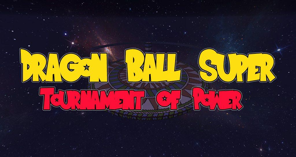 Dragon Ball Super: Tournament Of Power Map Thumbnail
