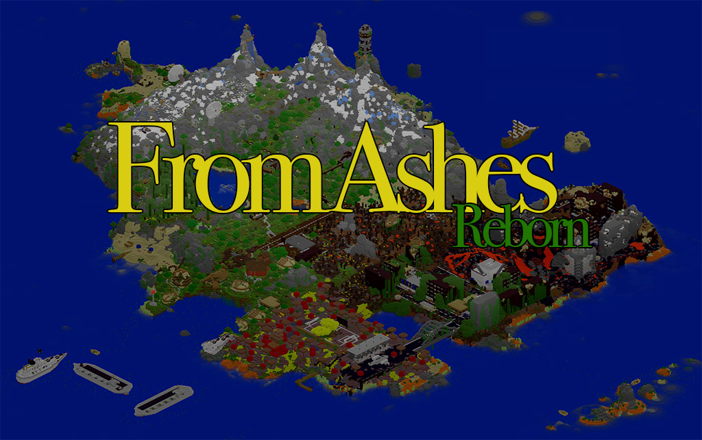 From Ashes Reborn Map Thumbnail