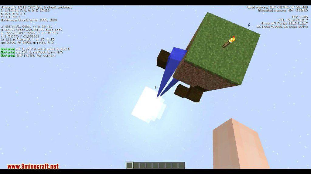 Garden of Glass Skybox Mod Screenshots 1