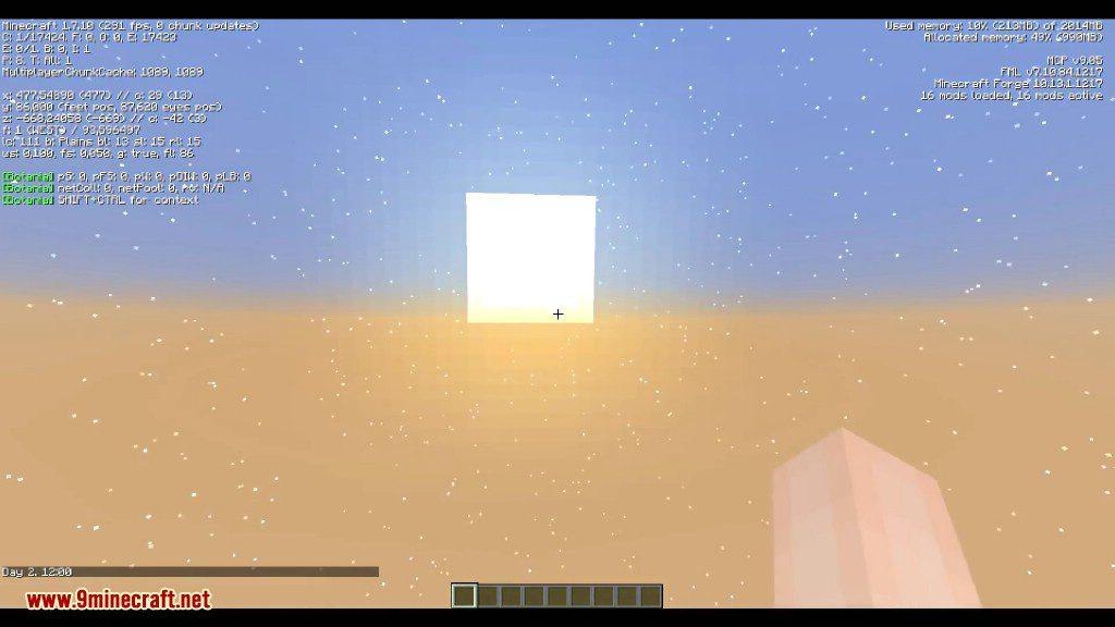 Garden of Glass Skybox Mod Screenshots 3