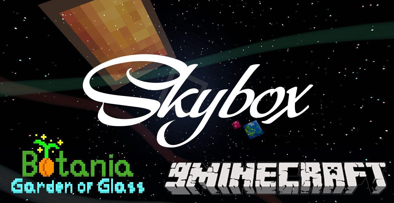 Garden of Glass Skybox Mod