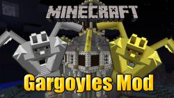 Gargoyles Mod Logo
