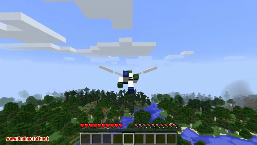 Giant's Wings Mod Screenshots 3