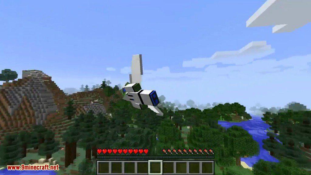 Giant's Wings Mod Screenshots 5