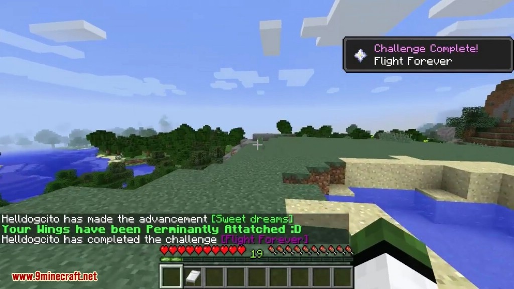 Giant's Wings Mod Screenshots 6