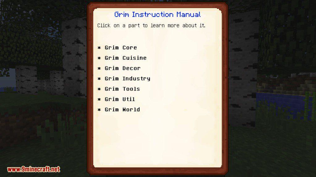 Grim Pack Mod Screenshots 7