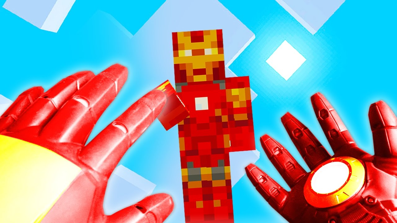 Iron Man PvP Resource Pack