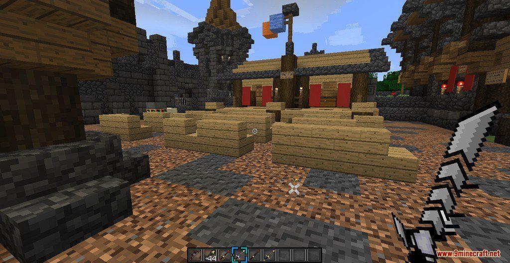 IronManPvP Resource Pack Screenshots 4