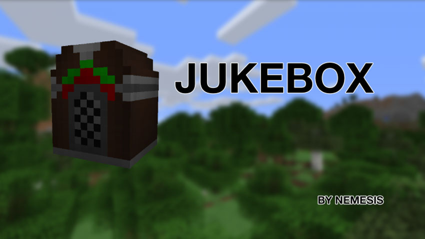 Jukebox Mod 1.12.2/1.11.2 Download