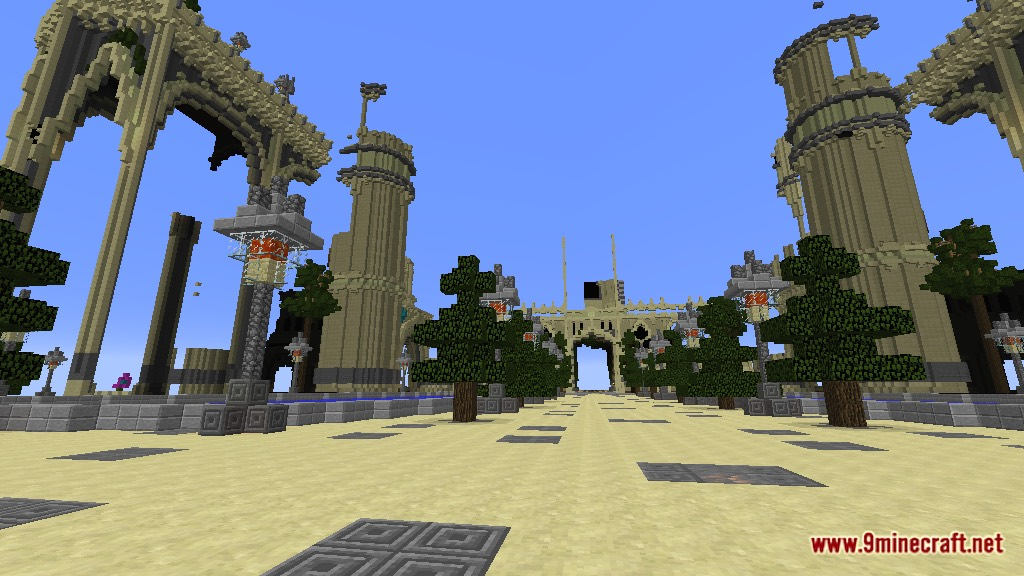 Kings Cathedral Map Screenshots 1