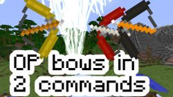Op Bows Command Block